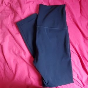 Lululemon athletica navy blue leggings